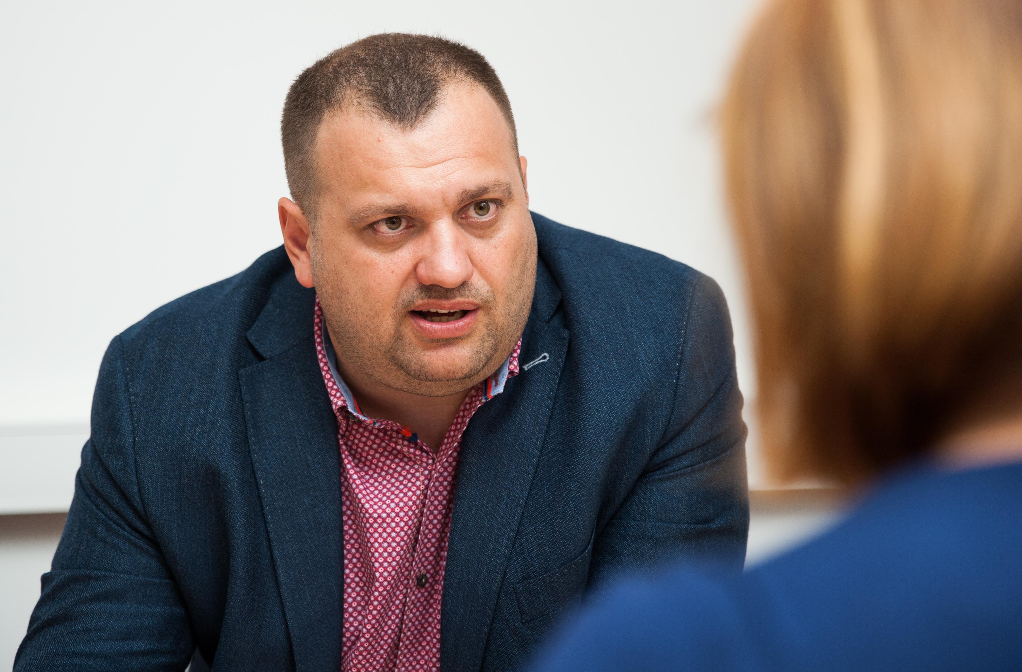 Svědectví přímo z místa činu: rozhovor s jedním z prvních absolventů zkoušky MFP
