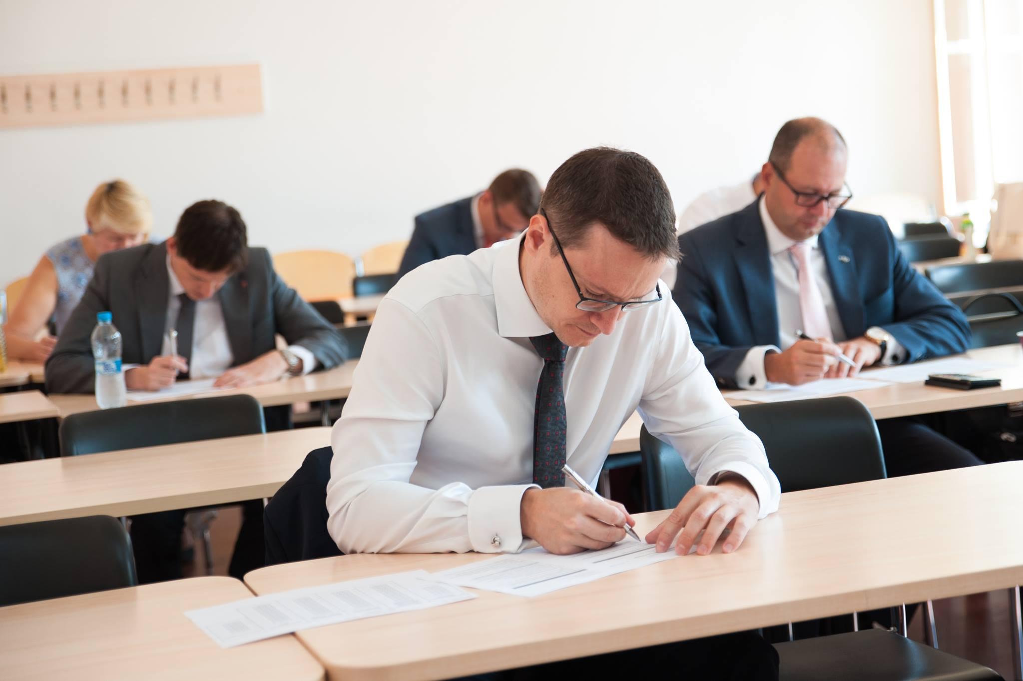 Druhý zkouškový termín programu MFP je úspěšně za námi