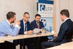 Podzimní série certifikací MFP odstartována
